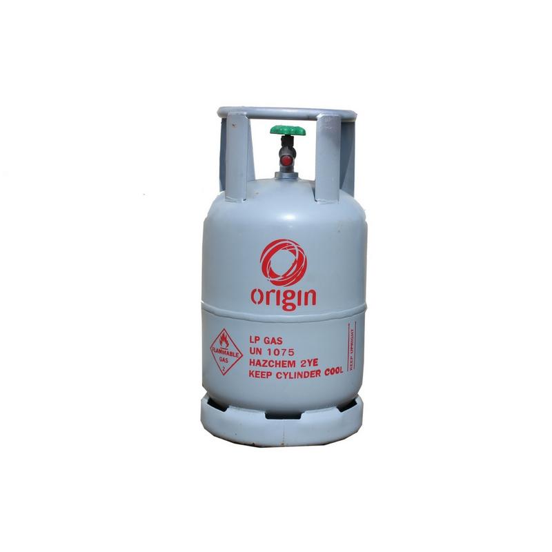 11kg LPG Gas Bottle – Origin Energy Vanuatu